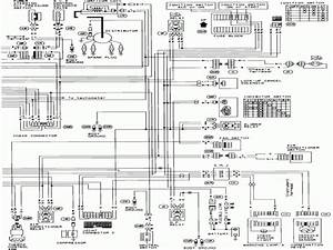 Wiring Diagrams  1995 Nissan Pickup Radio