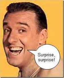 Image result for surprise surprise gomer