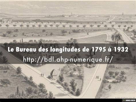 bureau des longitudes le bureau des longitudes de 1795 à 1935