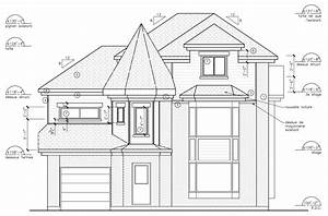cool agrable dessin plan duune maison plan dessin de With attractive dessiner plan de maison 3 achat maison sur plan