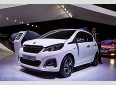 Peugeot 108 Looks Like a Bigger Minicar with Premium