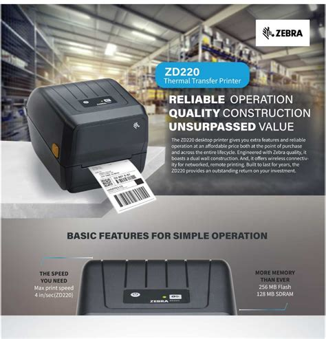Update your drivers with driver updater. Zebra Zd220 Drivers Download - Zebra Zd220d Direct Thermal ...