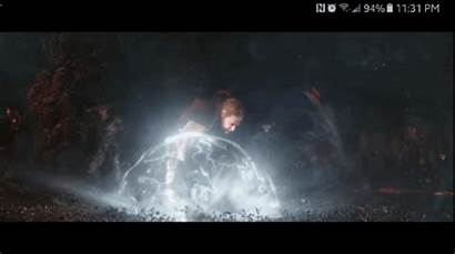 Thanos Thor Endgame Phase