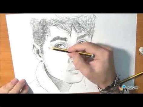 disegnare justin bieber youtube