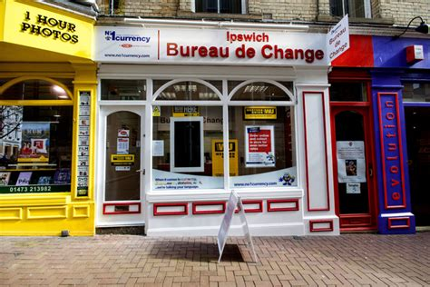 bureau de change 5 no 1 currency exchange ipswich