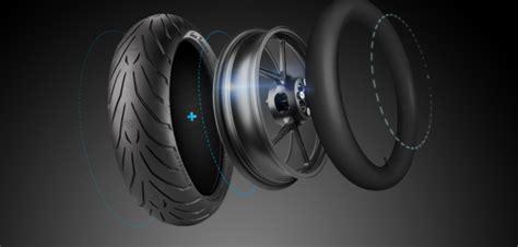 chambre à air dans pneu tubeless pneu moto jante et chambre à air tubetype tubeless ou