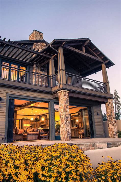rustic deck designs home designs design trends
