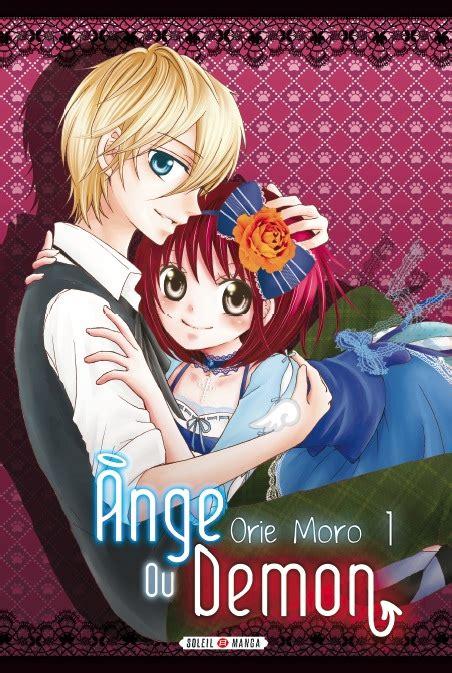 anime genre romance demon ange ou d 233 mon manga s 233 rie manga news