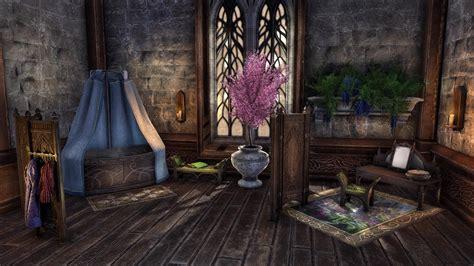 elder scrolls  update  adds  home decorating tools
