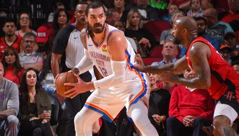 NBA: Kiwi Steven Adams linked with move to New Orleans ...