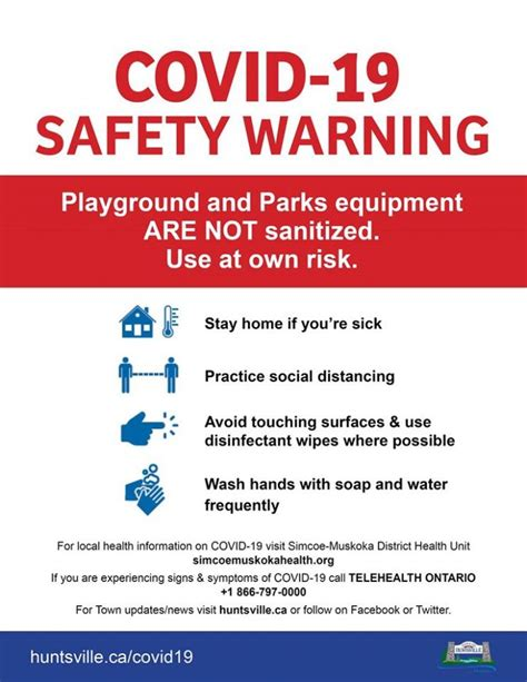 Safety Warning For Parks & Playgrounds The Bay 88 7FM #