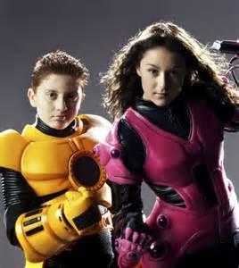 Carmen and Juni From Spy Kids