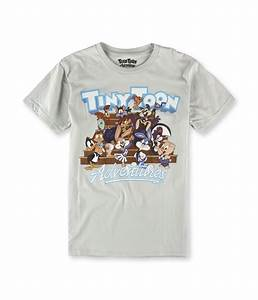 J Crew Mens Shirt Size Chart Ripple Junction Mens Tiny Toons Adventures Graphic T Shirt