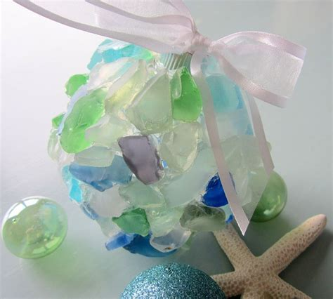 10 best images about sea glass ornaments on pinterest