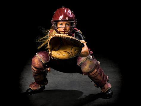 Softball Catcher | Softball Catcher Photographed by Blair Bu… | Flickr