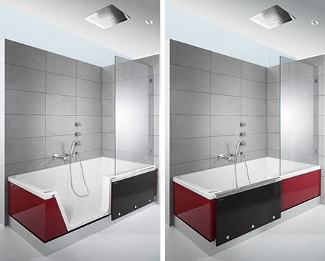 Badewanne Duschwanne Kombiniert by Badewanne Mit Dusche Und T 252 R Preis Eckventil Waschmaschine