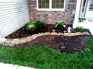 Front yard landscaping ideas small area on budget a for Landscaping ideas for small areas