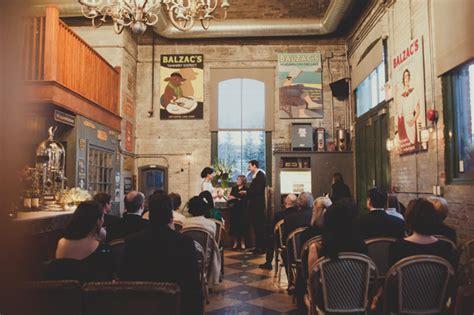 phenomenal balzacs coffee wedding  toronto toronto