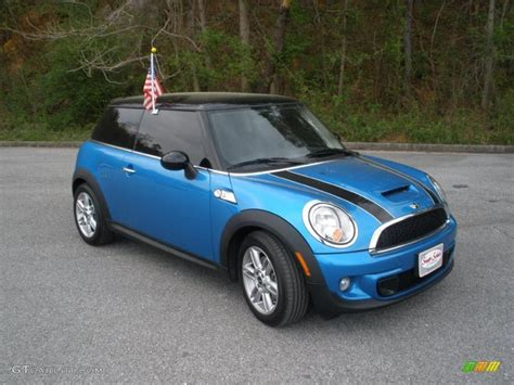 Mini Cooper Blue Edition Backgrounds by 2011 Mini Cooper Hardtop Pictures