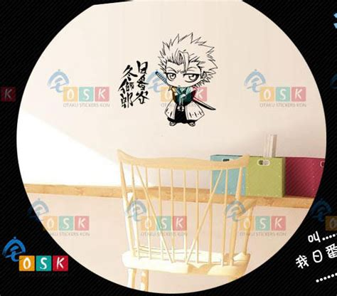 pegatina anime car decal sticker fans