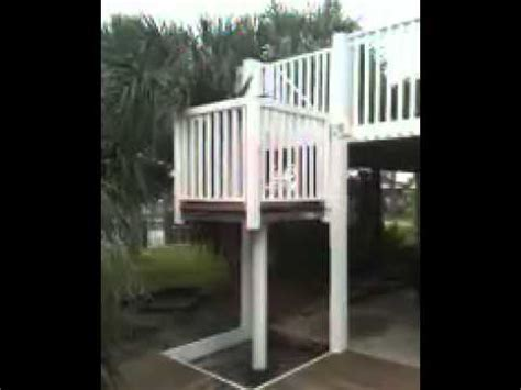 residential cargo lift porch lift wheelchair lift