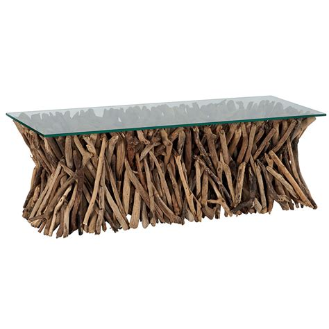 table basse en bois flotte table basse en bois flott 233