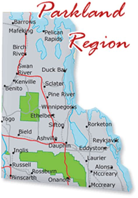 travel  explore manitobas parkland region communities