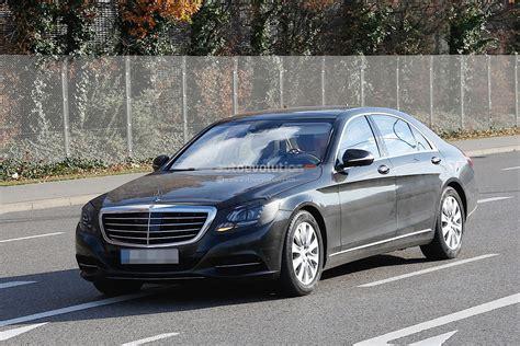 [topic Officiel] Mercedes Classe S [w222] (2013) Page