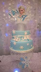 Frozen (Disney) Birthday Party Ideas | Elsa cakes, Disney ...