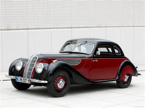 BMW 327 Coupe (1937) - picture 2 of 9