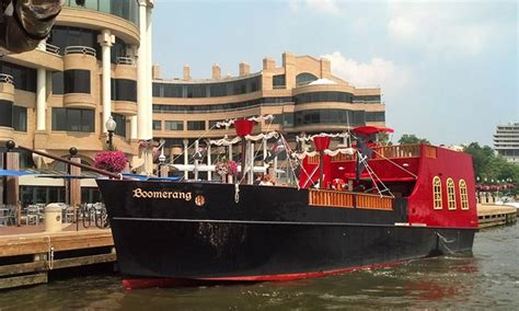 Party Boats In Washington Dc by Boomerang Boat Tours In Washington Dc Groupon