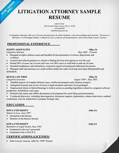 attorney resume samples template learnhowtoloseweightnet With lawyer resume