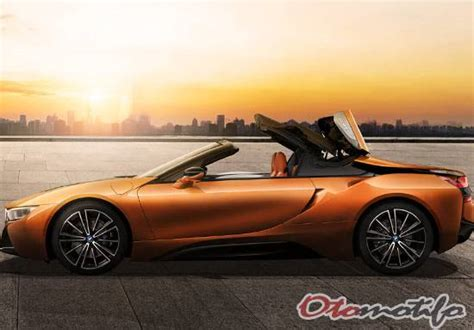 Gambar Mobil Bmw I8 Roadster by Harga Bmw I8 2019 Coupe Roadster Di Indonesia Otomotifo