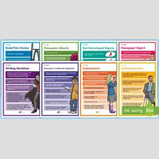 Text Types Guides Poster Pack  Text Types, Different Text Types, Text Types