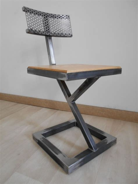 fabriquer chaise en bois 1102 best metal fabrication welding images on tools workshop and steel