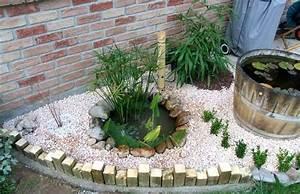 Déco Exterieur Jardin : deco zen exterieur deco jardin galet horenove ~ Farleysfitness.com Idées de Décoration