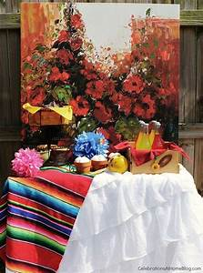 Mexican Fiesta Party Inspiration - Celebrations at Home