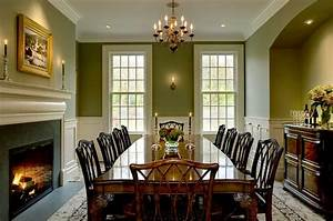 10, Breathtaking, Formal, Dining, Room, Design, Ideas, In, Different, Colors