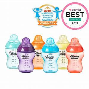 Bottle Feeding Ounces Chart Amazon Com Tommee Tippee Closer To Nature Fiesta Baby