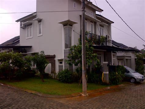 rumah dijual dijual rumah minimalis  bintaro village