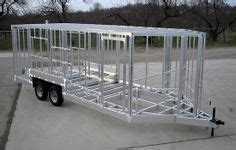 Aluminum Trailer Teardrop