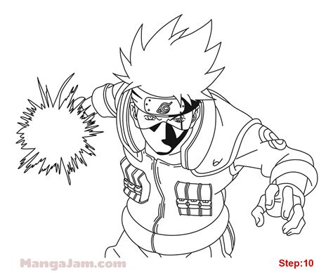 Improved Naruto Drawing Book The Truth About Speed Drawing