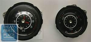 1968  442 Rally Pack  U0026 Tach Clock