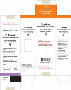 AXIRON (Physicians Total Care, Inc.): FDA Package Insert ...