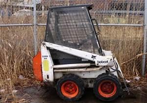 Bobcat 310  313 Skid Steer Loader Service Repair Manual