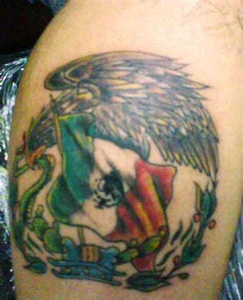 foto de 32 best 3d Mexican Flag Tattoos images on Pinterest Flag