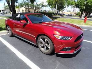 Used 2015 Ford Mustang V6 Convertible RWD for Sale (with Photos) - CarGurus