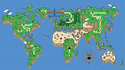 Mario 4k Map Super Uhd Title Ultra