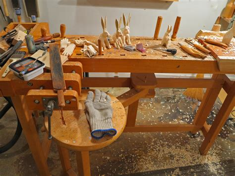 popular build  wood carving bench charis plans woodworking