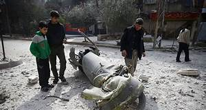 UK Threatens Damascus With Airstrikes if There's Proof of ...